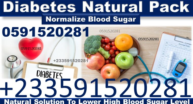 NATURAL REMEDY FOR DIABETES IN ACCRA
