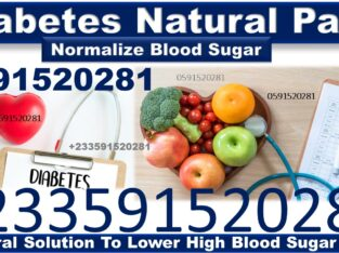 NATURAL REMEDY FOR DIABETES IN GHANA