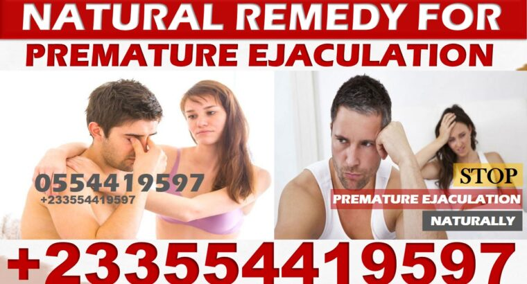 HOW TO OVER COME PREMATURE EJACULATION