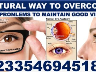 NATURAL TREATMENT FOR EYE PROBLEMS IN GHANA