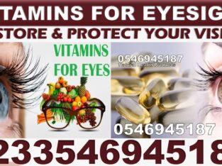 RESTORE AND PROTECT YOUR EYESIGHT NATURALLY