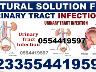 NATURAL REMEDY FOR URINARY TRACT INFECTION