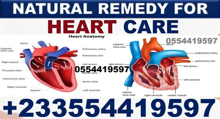 NATURAL REMEDY FOR HEART CARE