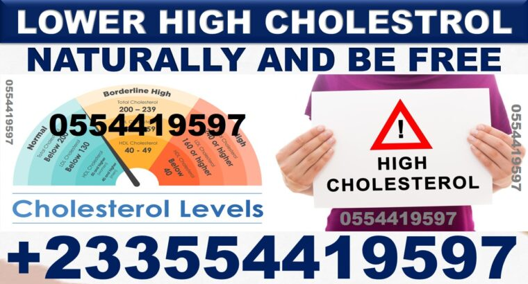FOREVER LIVING PRODUCTS FOR HIGH CHOLESTEROL