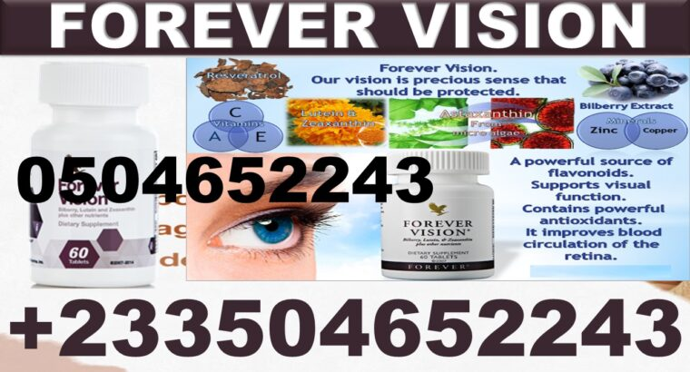FOREVER IVISION IN KUMASI POWERFUL EYE SUPPLEMENT