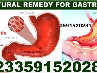 NATURAL SOLUTION FOR PEPTIC ULCER