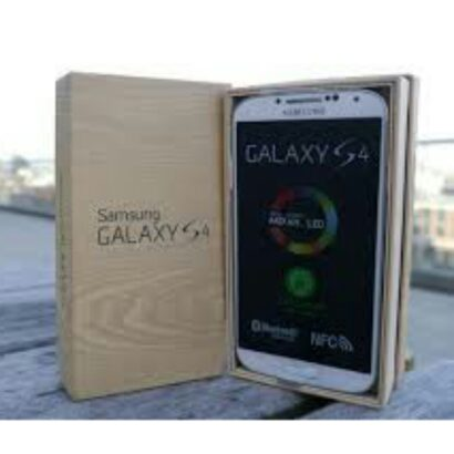 Samsung Galaxy S4 + case for sale
