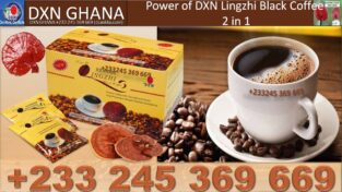 WHERE TO GET DXN LINGZHI COFFEE IN GHANA