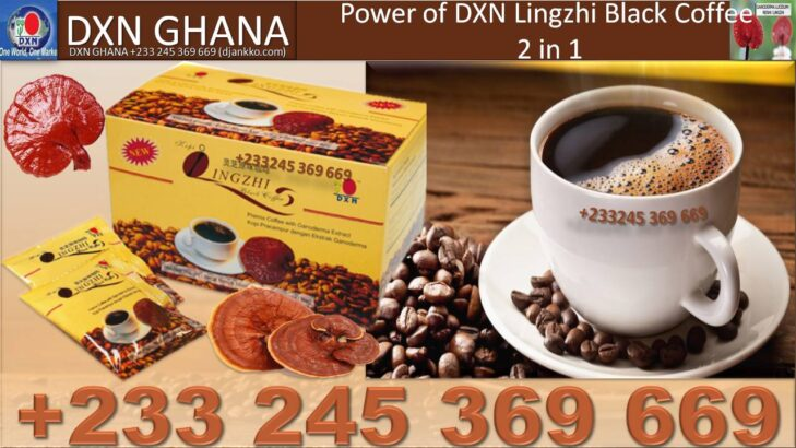 WHERE TO GET DXN LINGZHI COFFEE