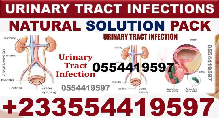 OVERCOME UTI AND STD INFECTION NATURALLY