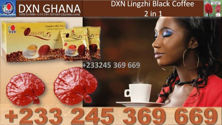 THE COST OF DXN LINGZHI COFFEE IN GHANA