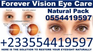 NATURAL SOLUTION FOR VISION EYE INFECTION