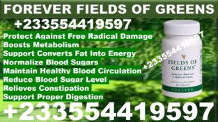 BENEFITS OF FIELDS OF GREENS