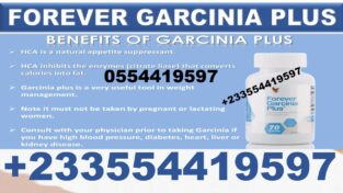 USES OF FOREVER GARCINIA PLUS