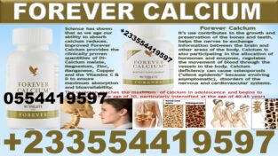 USES OF FOREVER CALCIUM