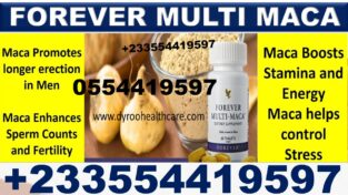 USES OF FOREVER MULTI MACA