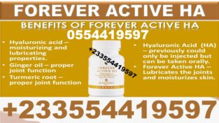 USES OF FOREVER ACTIVE HA