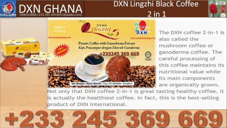 THE COST OF DXN LINGZHI COFFEE