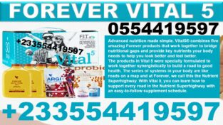 WHERE TO BUY FOREVER VITAL 5 IN TEMA
