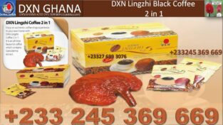 THE PRICE OF DXN LINGZHI BLACK COFFEE IN GHANA