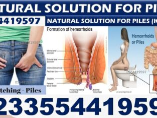 NATURAL SOLUTION FOR PILES KOOKO