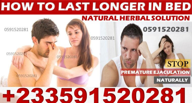 NATURAL REMEDY FOR ERECTILE DYSFUNCTION IN GHANA