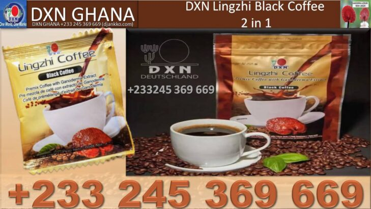 WHERE TO BUY DXN LINGZHI BLACK COFFEE