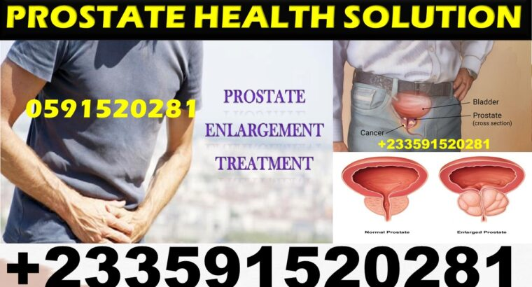 NATURAL REMEDY FOR PROSTATE IN GHANA