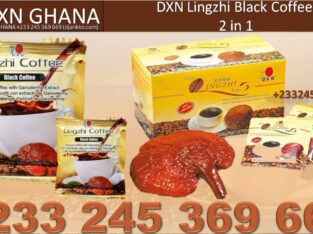 WHERE DXN LINGZHI COFFEE IS SOLD IN GHANA