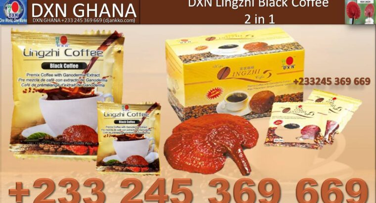 WHERE DXN COFFE IS SOLD IN GHANA