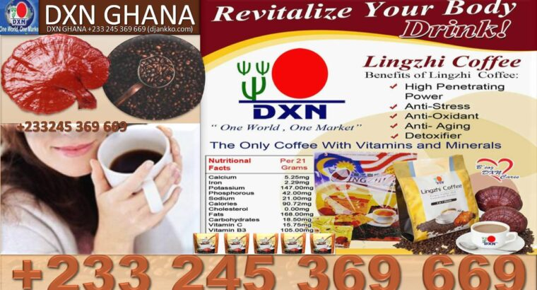 THE COST OF DXN BLACK COFFEE