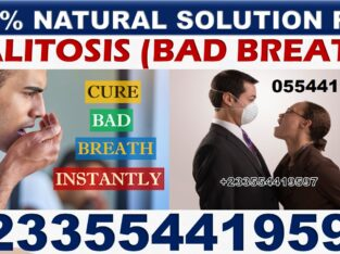 FOREVER LIVING PRODUCTS FOR BAD BREATH TREATMENT