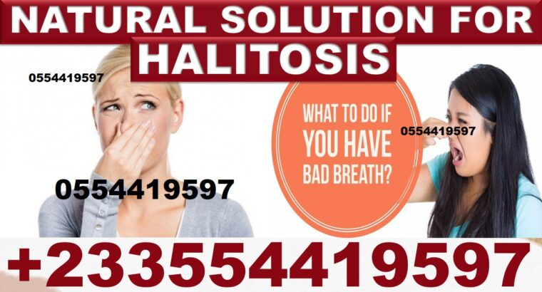 FOREVER LIVING PRODUCT FOR HALITOSIS