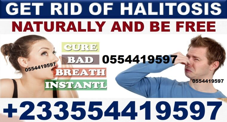 HERBAL TREATMENT FOR BAD BREATH