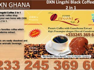 WHERE TO PURCHASE DXN LINGZHI COFFEE IN GHANA
