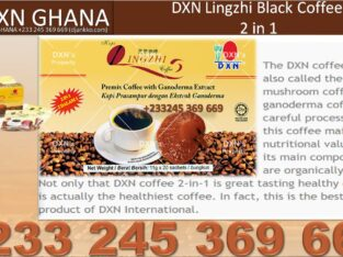 THE COST OF DXN BLACK COFFEE IN GHANA