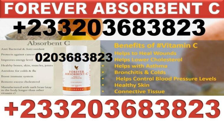 FOREVER LIVING PRODUCT FOR ABSORBENT C