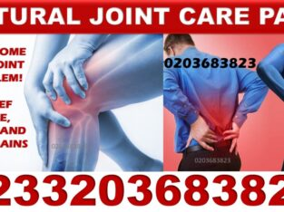 SOLUTION FOR NATURAL JOINT CARE PACK