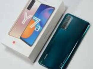 Huawei Y7a for sale