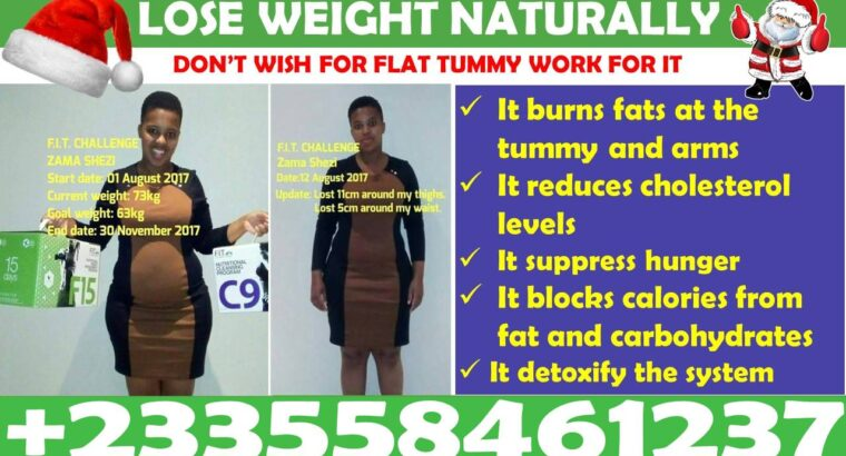 Forever Living C9 or Clean9 Weight Lose