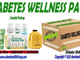 Forever Products for Diabetes Reversal