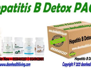Forever Living Products for Hepatitis B Treatment