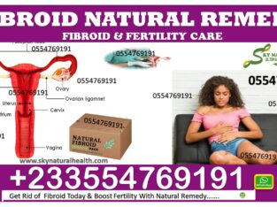Herbal product for fibroid removal